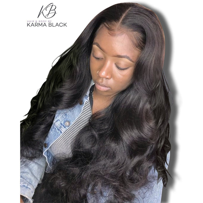 3 pcs BUNDLES BODY WAVE VIRGIN HAIR HAIR BY KARMA BLACK WHOLESALE HAIR BUNDLE DEALS | FORT LAUDERDALE | HAIR BY KARMA BLACK