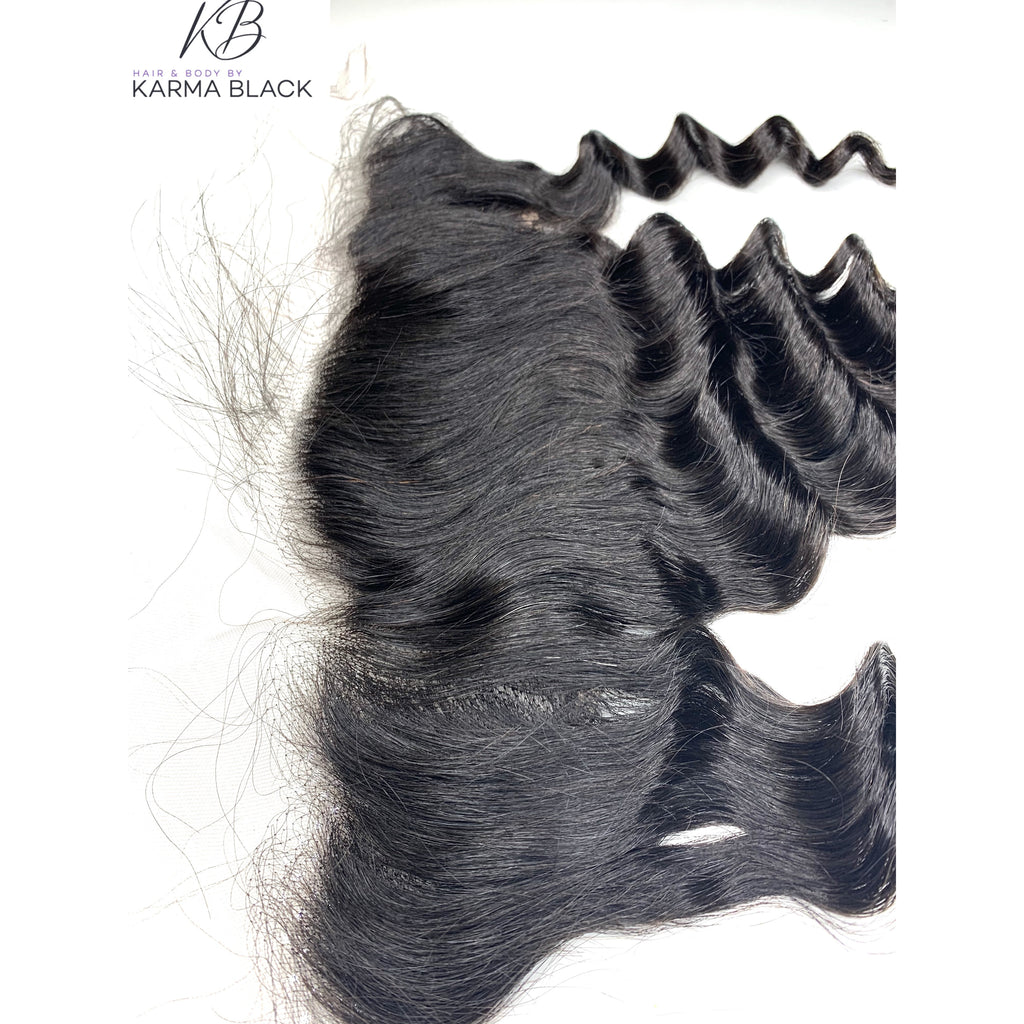 HD Lace Frontal Loose Deep Wave Brazilian