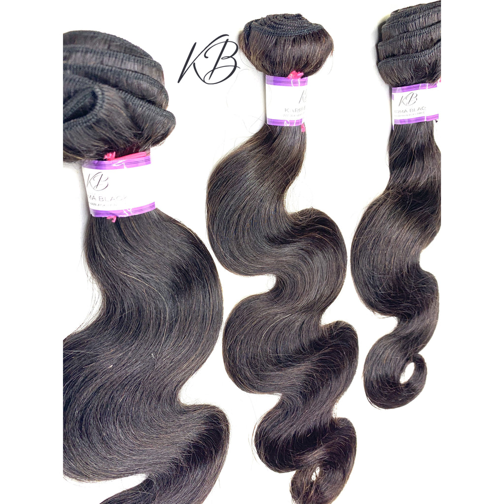 3 pcs BUNDLES BODY WAVE VIRGIN HAIR