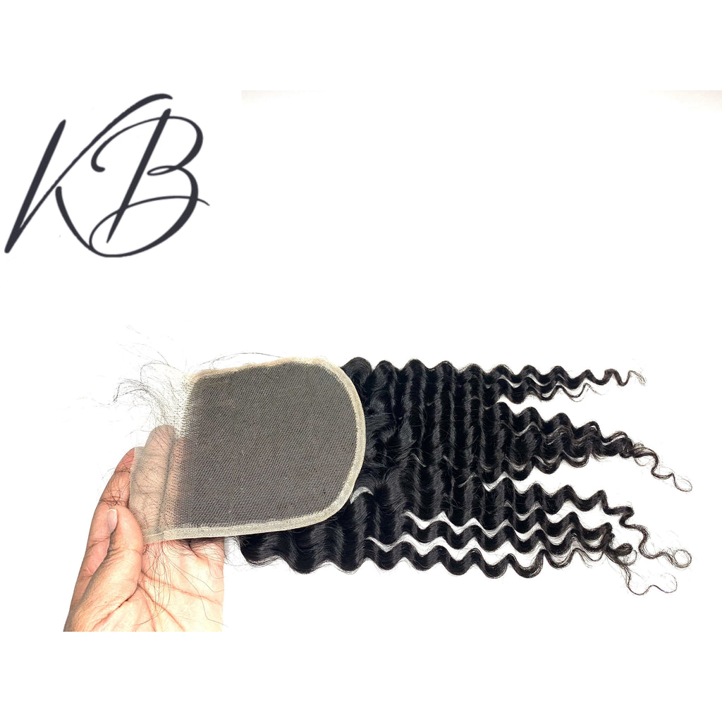 Transparent Brazilian Deep Wave