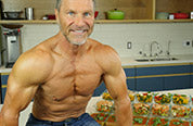 + THE DIET AND LIFESTYLE HABITS THAT NATURALLY SUPPORT MALE HORMONES.