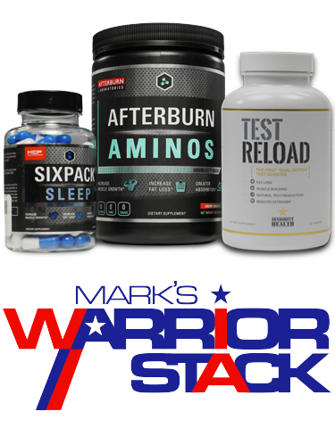 Mark's Warrior Stack