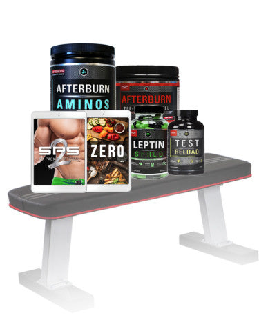 30 Day Belly Fat Destroyer Stack