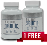 Buy One Get One Free - Mens Elite Probiotic