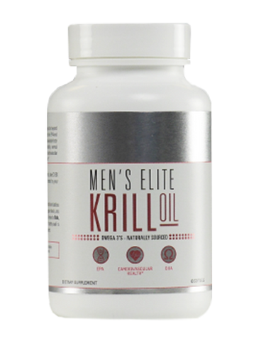 Mens Elite Krill Oil
