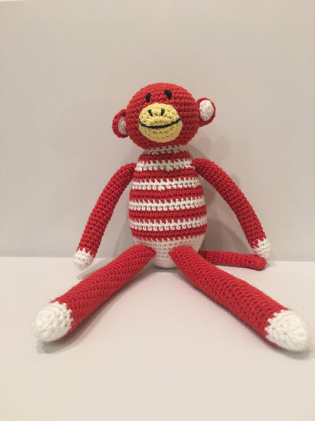 Crochet Dolls- Monkey
