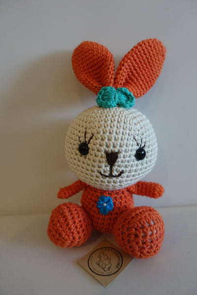 Crochet Dolls- Rabbit