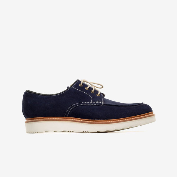Grenson / Blue Suede Shoes