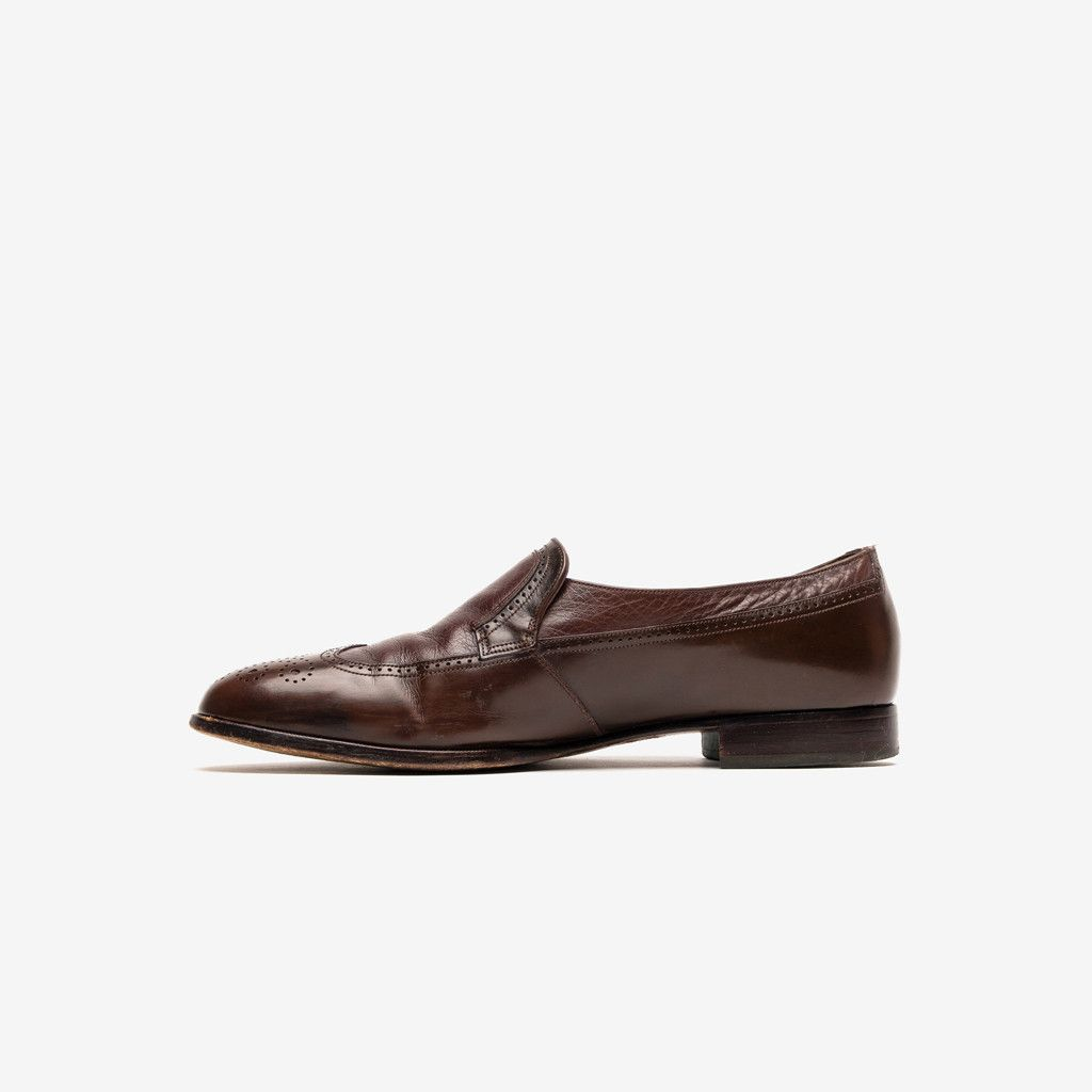 Bally / Brogue Loafers