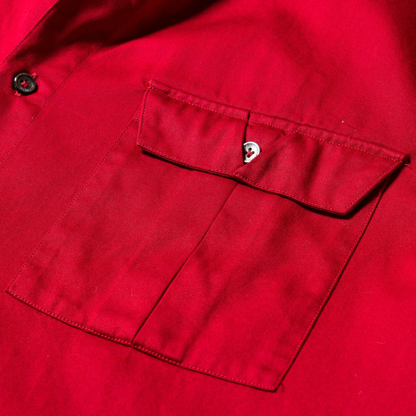 Valentino / Men's Red Spa Shirt