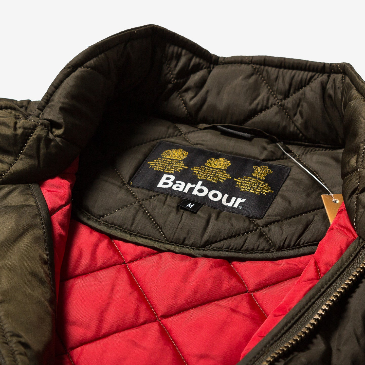 Barbour /  Chelsea Flyweight Quilted Jacket