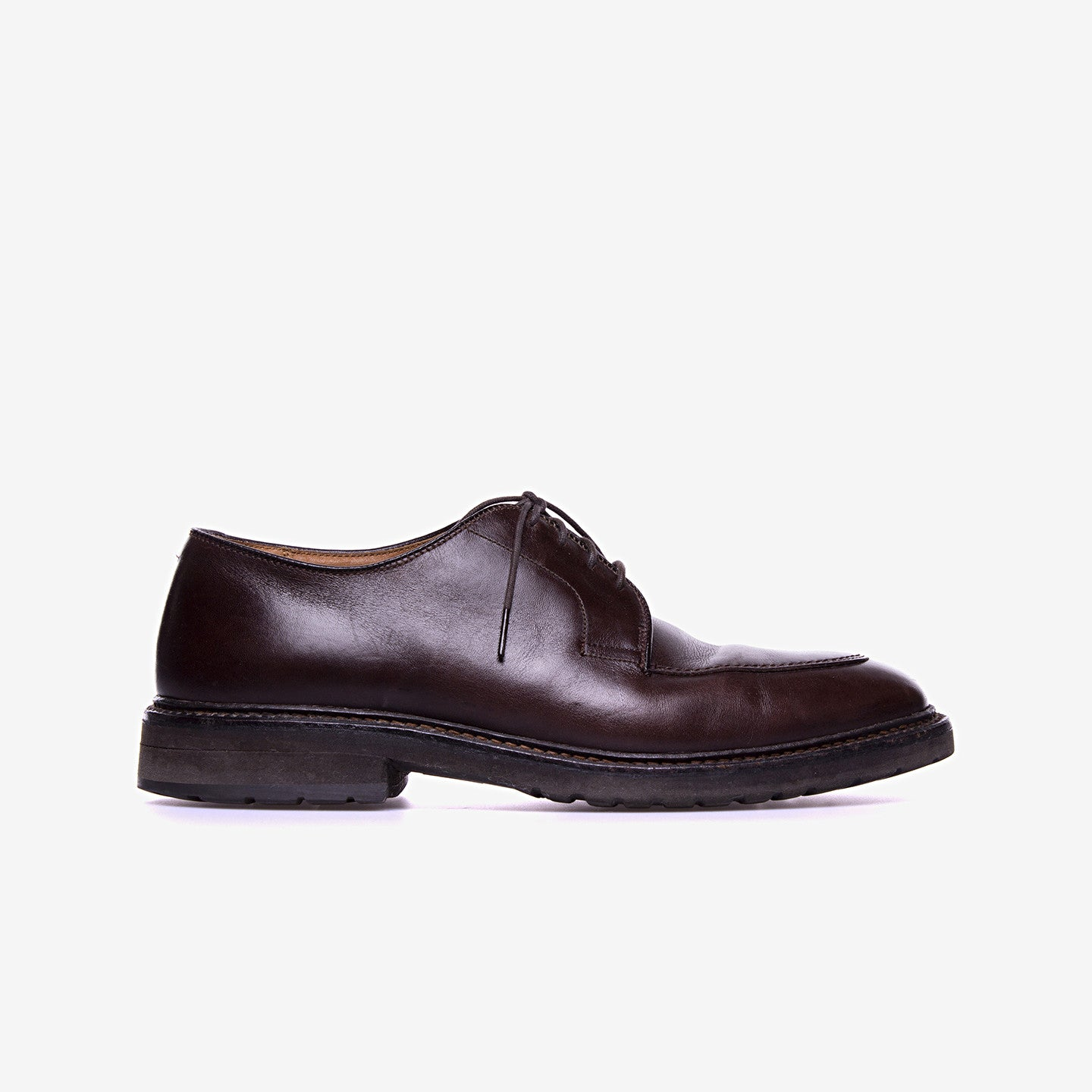 Alden / Brown Leather Oxfords