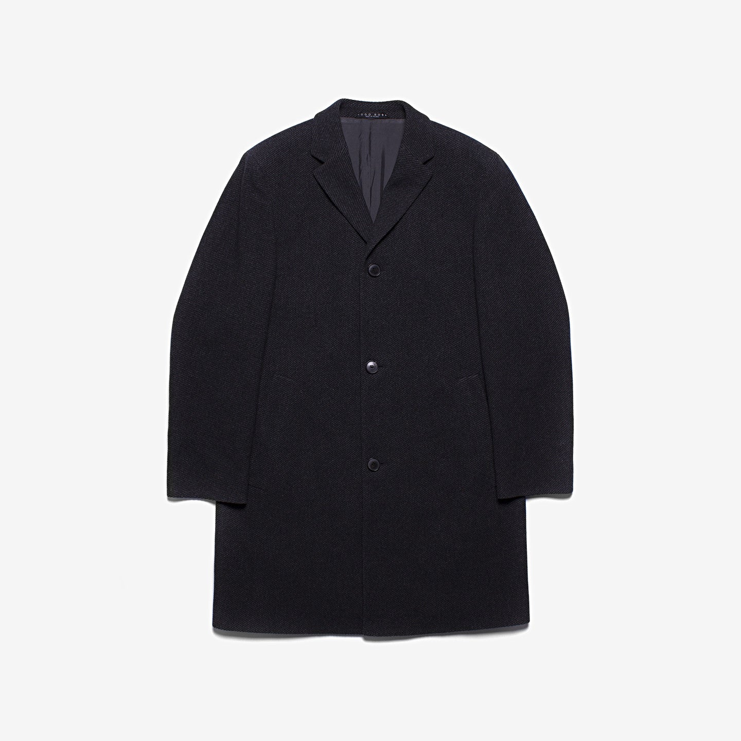 Hugo Boss / Virgin Wool Coat