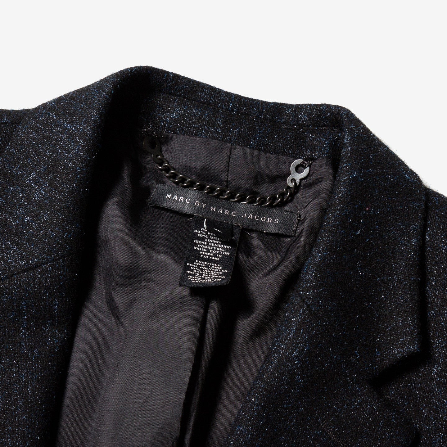 Marc by Marc Jacobs / Wool Two-piece Suit