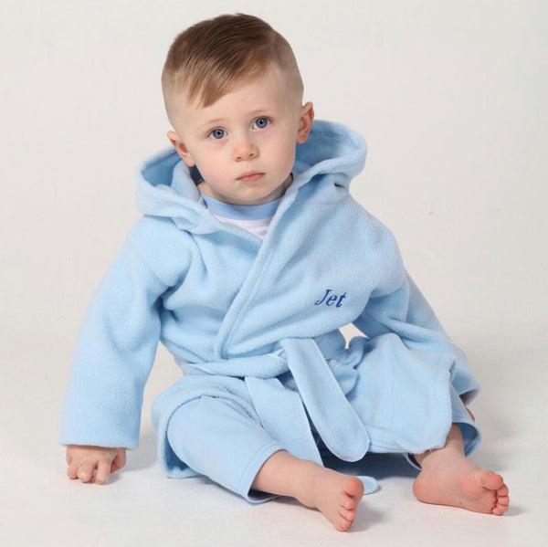 Personalised Dressing Gowns - Mini Kings & Queens