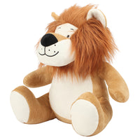 Personalise Your Own Large Lion Teddy - Mini Kings & Queens