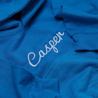 Personalise Your Own Embroidered Hoodie