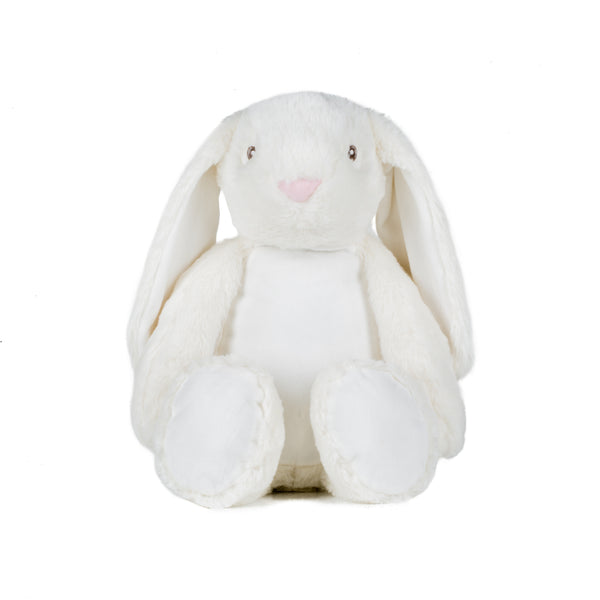 Personalise Your Own Large Bunny Teddy - Mini Kings & Queens
