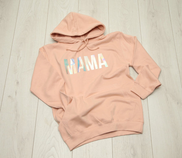 Personalised MAMA Hoodie - Mini Kings & Queens