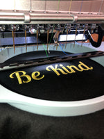 "Kids EXCLUSIVE ""BE KIND"" Embroidered Hoodies - Mini Kings & Queens"