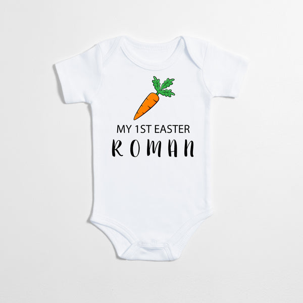 Personalised My 1st Easter Baby Vest