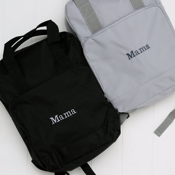MAMA Essential Backpack - Mini Kings & Queens