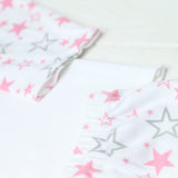 Personalised Twinkle Star Pink Pyjamas