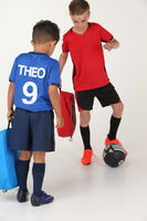 Personalised Red Football Boot Bag - Mini Kings & Queens