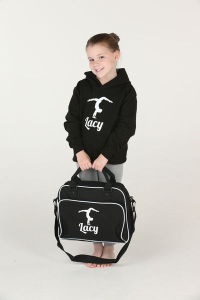 Personalised Gymnastics Hoodie - Mini Kings & Queens