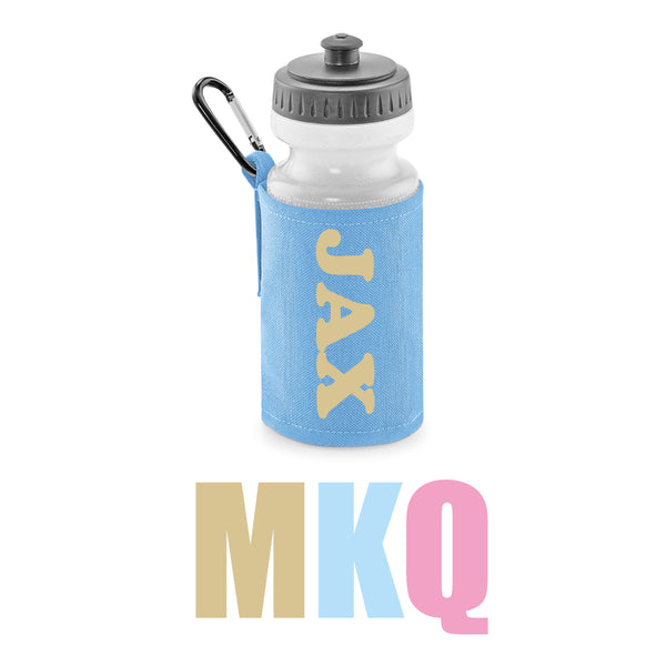 Personalise Your Own Water Bottle