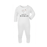 Personalised Boo Babygrow