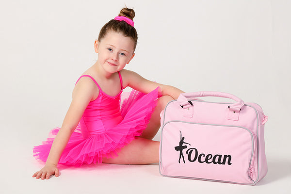 Personalised Ballerina Satchel - Mini Kings & Queens