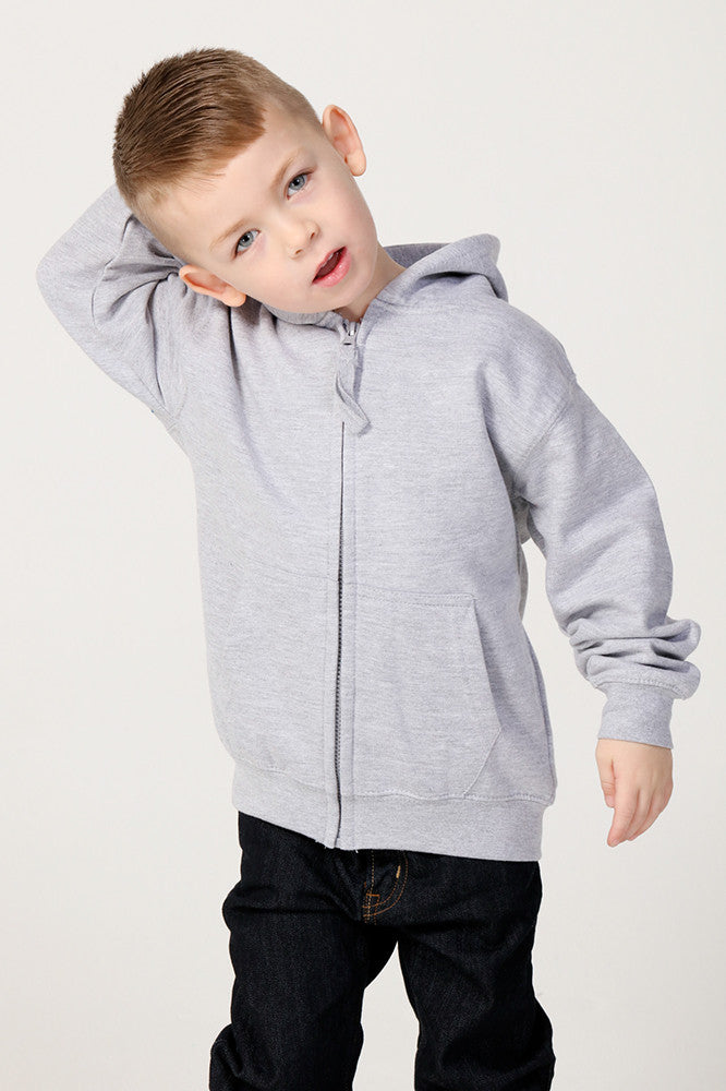 Personalised Grey Hoodie - Mini Kings & Queens