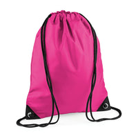 Personalised Premuim Drawstring Bags - Mini Kings & Queens