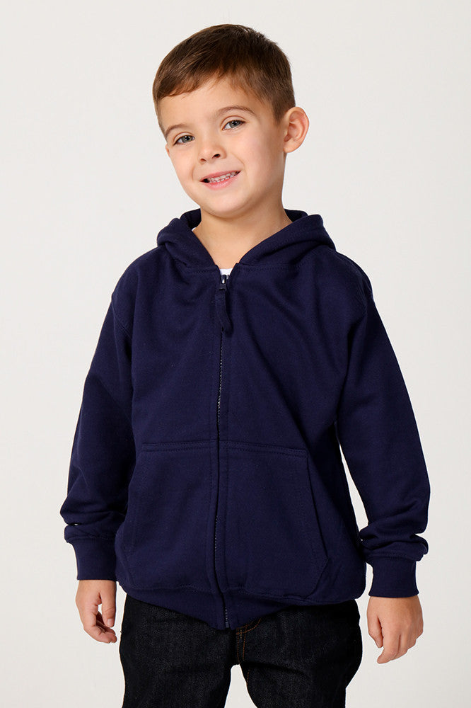 Personalised Navy Hoodie - Mini Kings & Queens