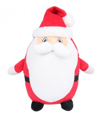 Personalised Your Own Large Santa Teddy - Mini Kings & Queens