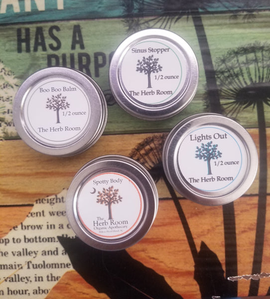 Half Ounce Balm Sampler Pack