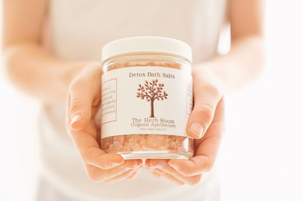Detox Bath Salts - 8 ounces