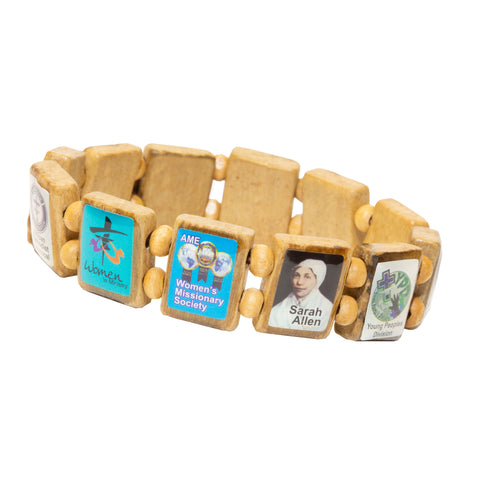 AME Church (12 tile) - Fundraising Bracelet