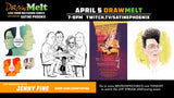 DRAWMELT 4/5/16 (GUEST: Jenny D Fine) - 01 - XSN - Your Shopping Network - 3