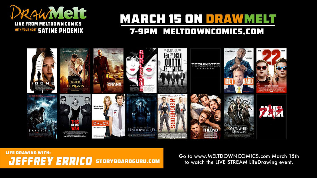 DRAWMELT 3/15/16 (GUEST: Jeffrey Errico) - 08 - XSN - Your Shopping Network - 2