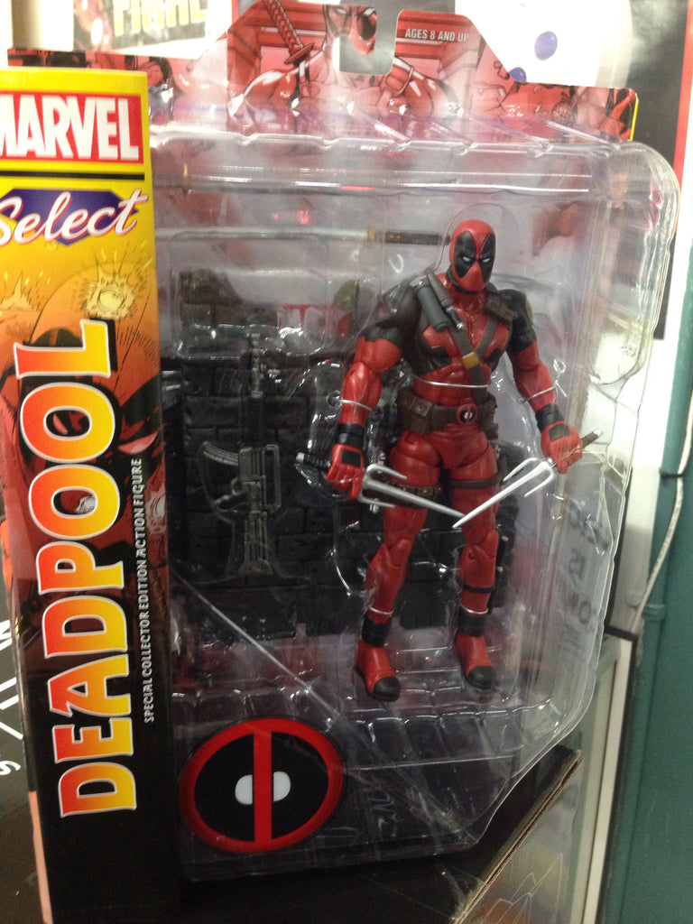 "Marvel Select Deadpool Action Figure 6"" figure - XSN - Your Shopping Network"