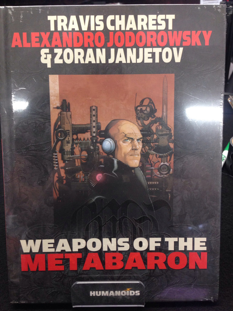 Jodorowsky Humanoids Weapons of Metabaron - XSN - Your Shopping Network