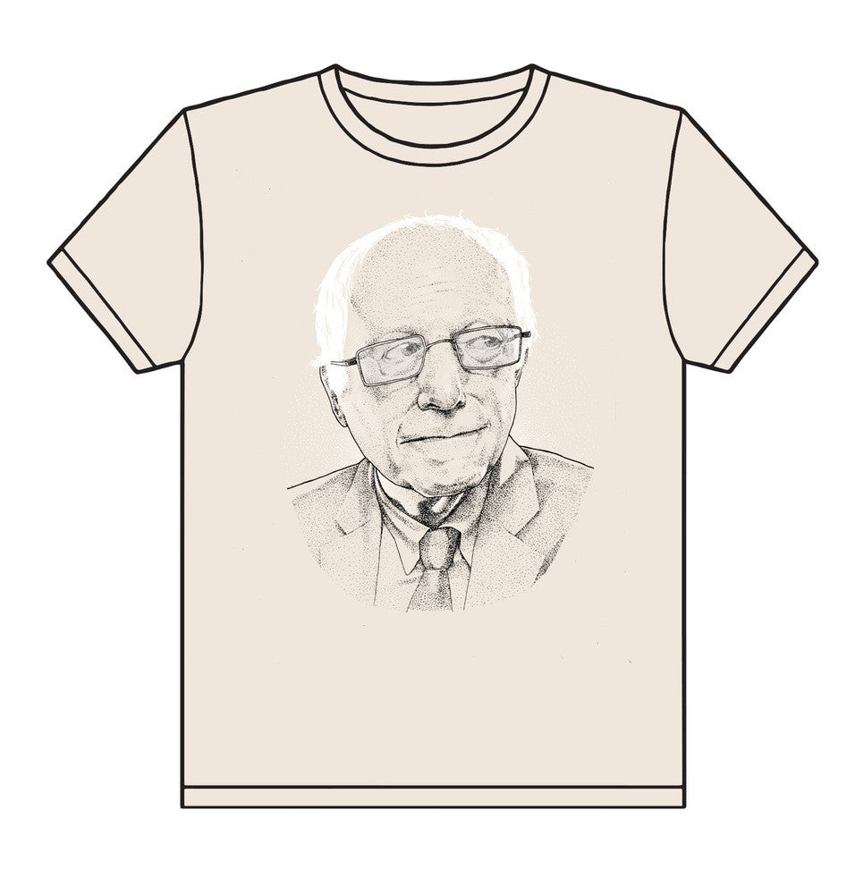 WOMENS BERNIE! SHIRT BY DAVE KLOC - XSN - Your Shopping Network - 3