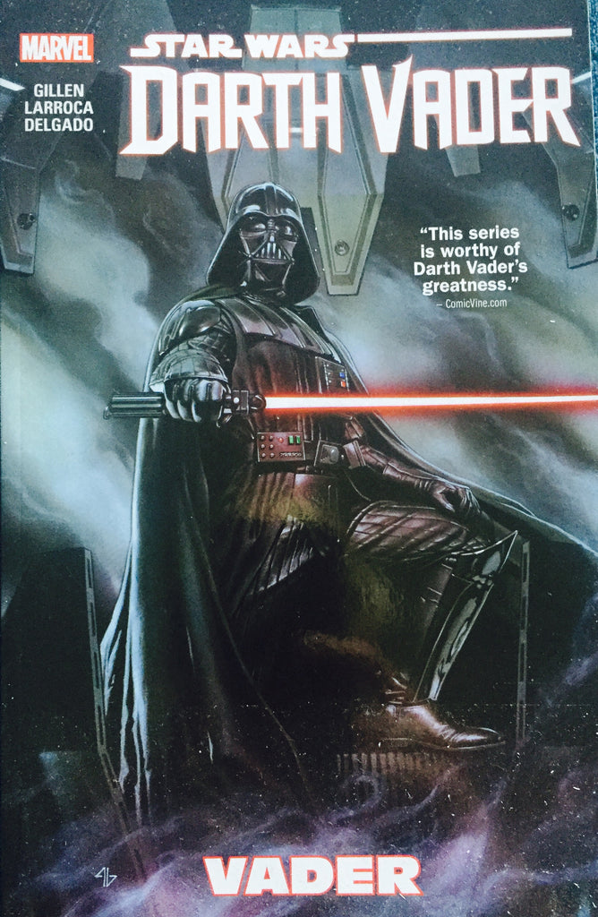 Darth Vader Comic Book - XSN - Your Shopping Network