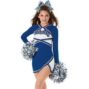 Erin's High School Cheer Uniform - XSN - Your Shopping Network