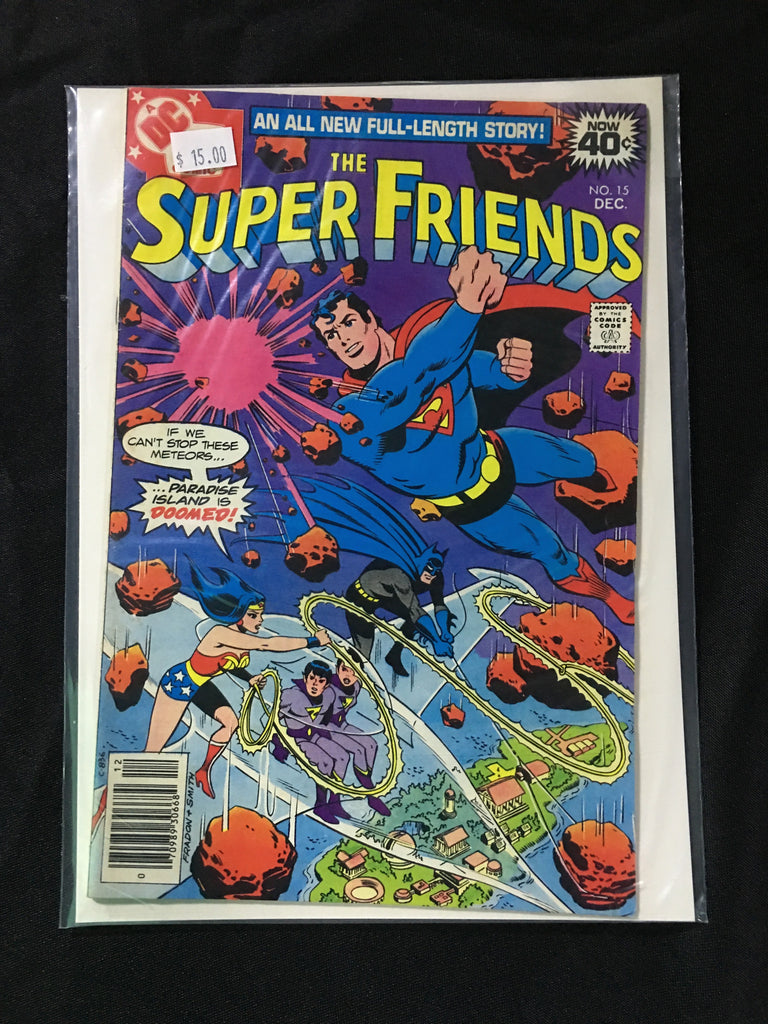 Super Friends #15 - XSN - Your Shopping Network