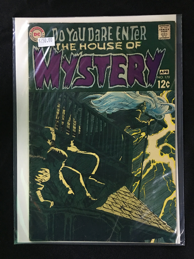 House of Mystery #179 - XSN - Your Shopping Network