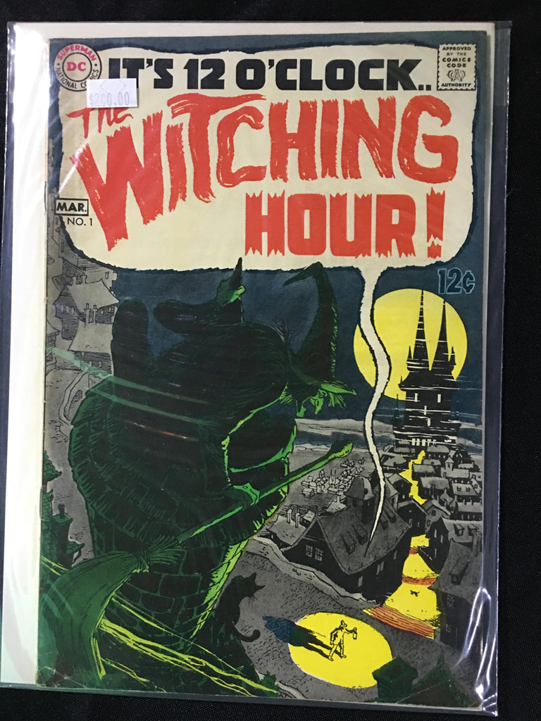 Witching Hour #1 - XSN - Your Shopping Network