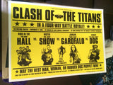 Clash of the Titans Poster - XSN - Your Shopping Network